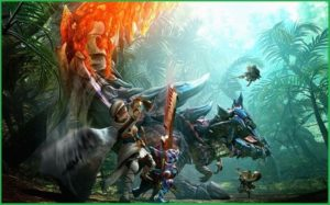 Monster hunter is a best single player ps4 game and one of top rated ps4 games