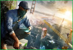 Watch Dogs 2 has some different kind of gangster lifestyle more prone to the cyber-crimes carry out by gangsters.