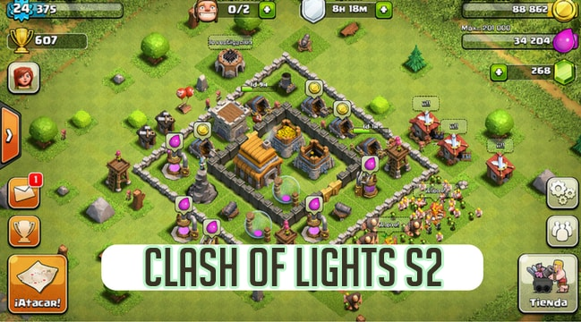 Download Clash of Lights APK To Get Unlimited Resources