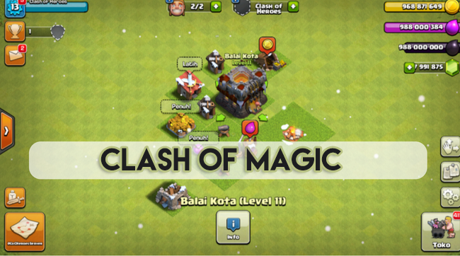 Download Clash Of Magic Apk To Get Private Servers Androidebook