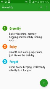 Greenify donation apk free download