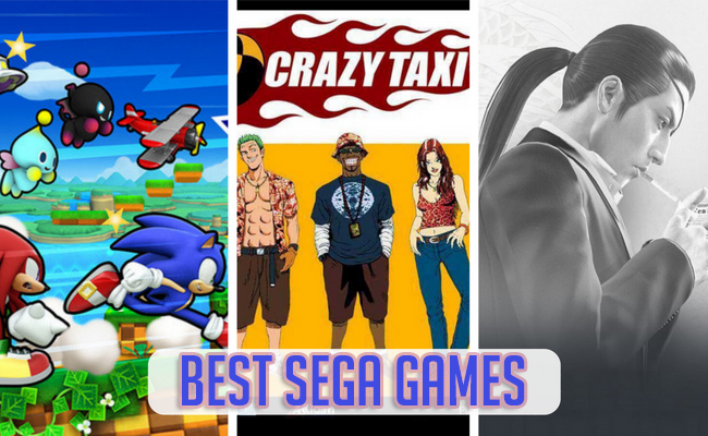 5 Best & Popular SEGA Games For Android - AndroidEbook