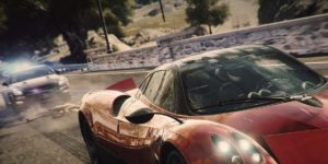 Need for Speed Sports cars game