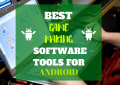 BEST GAME MAKING SOFTWARE TOOLS FOR ANDROID 2018