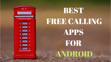 FREE CALLING APPS FOR ANDROID