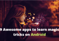 apps to learn magic tricks